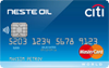 Ситибанк Neste Oil-Citibank