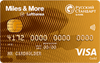 RSB Miles & More Visa Gold