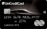 Кредитная карта ЮниКредит АвтоКарта World MasterCard Black Edition